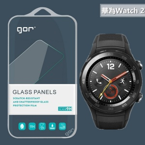 Dán cường lực hiệu GOR cho Huawei Watch 2 (combo 2 miếng dán)
